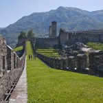 UNESCO Burgen in Bellinzona
